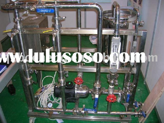 purified drinking  water treatment equipment