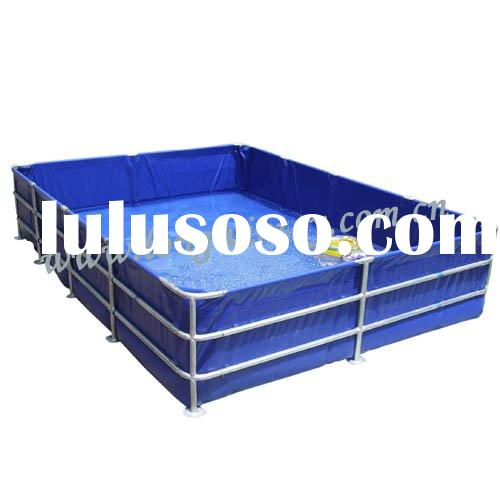 quadrate inflatable pool