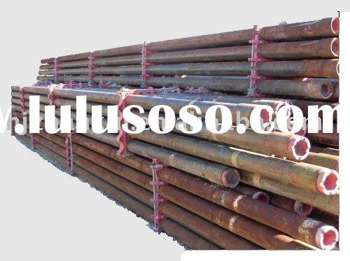 second-hand Ameican drill pipe  for water well in big stock