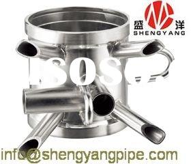 stainless steel Milk collector
