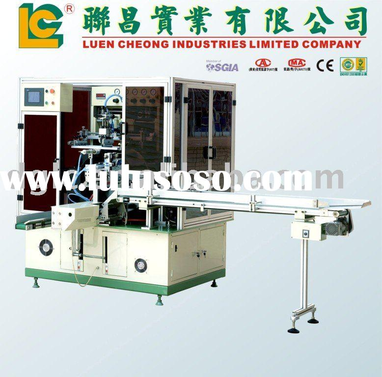 1 Color Automatic Soft Tube Screen Printing Machine