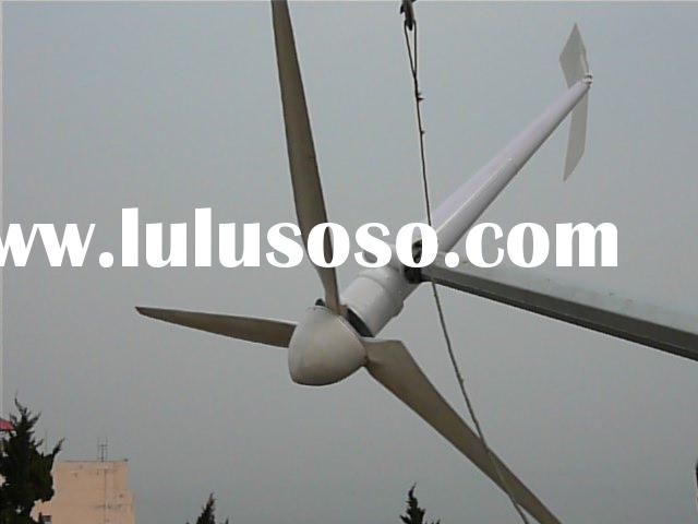 2000W permanent magnetism wind generator