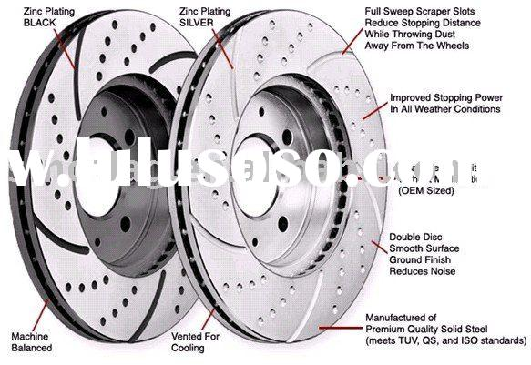 Brake Disc & Rotor (for NISSAN)