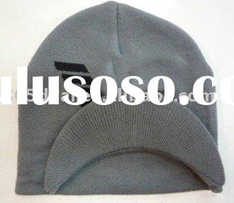 Brand winter hats, knitted hats, fashion men's hats