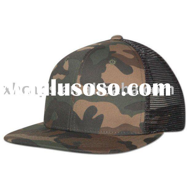 Cotton Fitted Cap