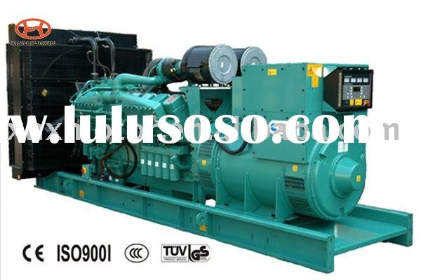 Cummins + Stanford GF2-200KW  water cooled open frame diesel generator