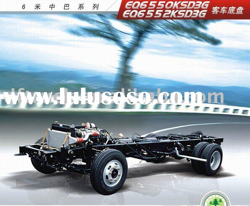 Dongfeng EQ6550KSD3G Bus Chassis