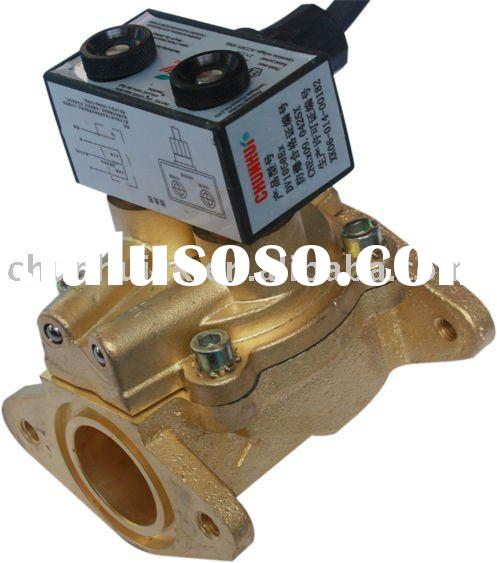 Dual Flow Solenoid Valve For Diesel And Fuel Dispenser In Gas Stations For Sale