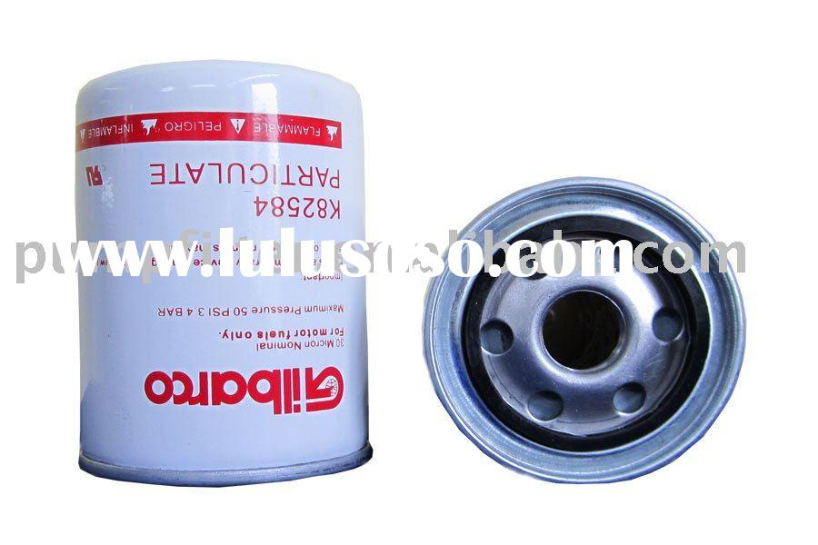 Gilbarco diesel fuel filter with high-flow and low work pressure,10~60micron