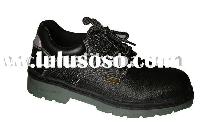 Hot Leather Safety shoes