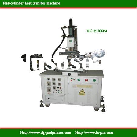 KC-H-300M Flat/Cylindrical heat transfer printing machine