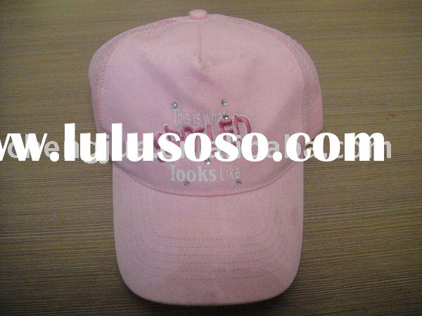 Ladies fashion cap