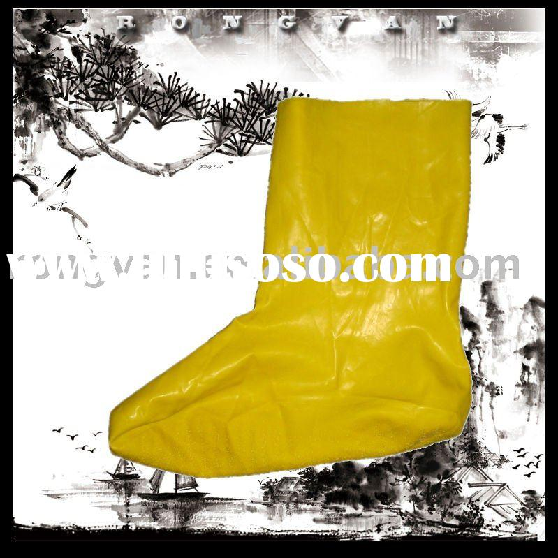 Latex Boot Cover