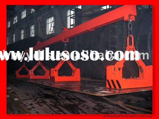 Permanent Magnet Lift Series YX4 (to lift large steel plates)