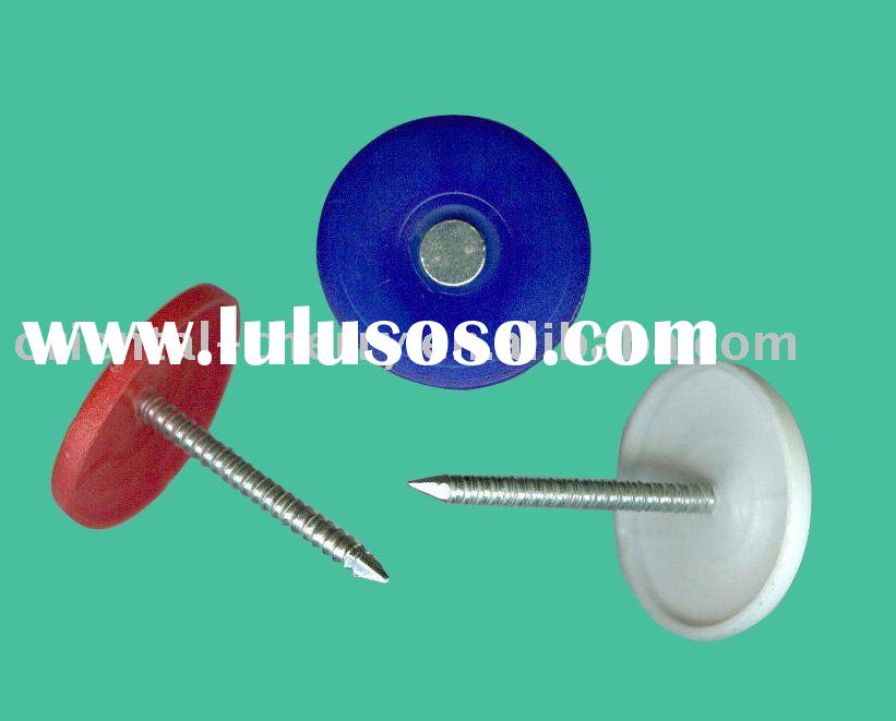 Plastic Cap Nails For Sale Price China Manufacturer