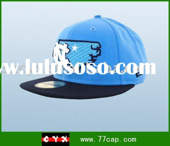 Sports cap with embroidery