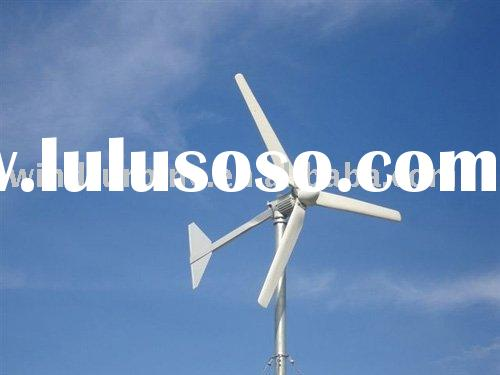 Wind Turbine Permanent magnet Generator for Home Use