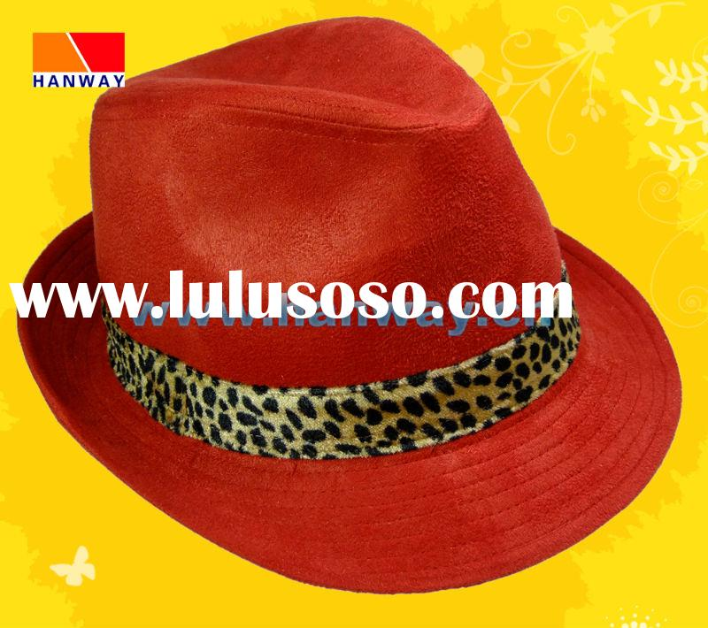 Women's Fashion Fedora Hat HWFF-1001111