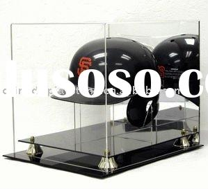 acrylic baseball cap display case