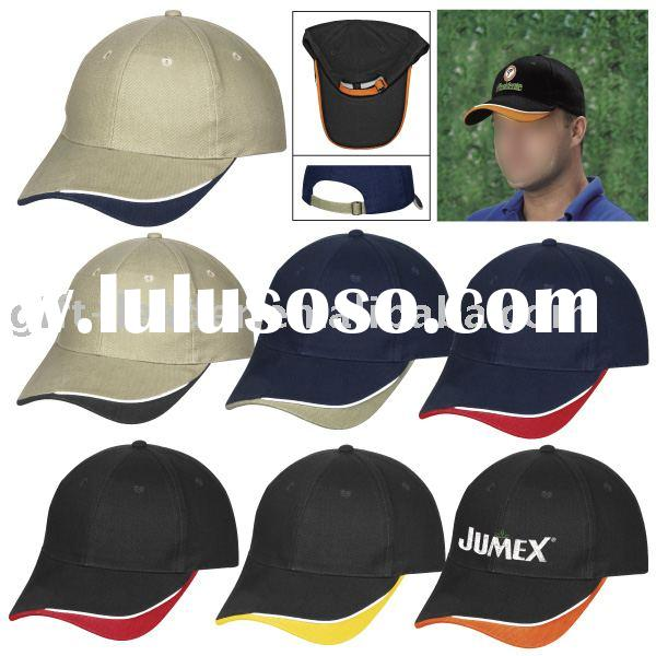 cotton baseball cap YH110003