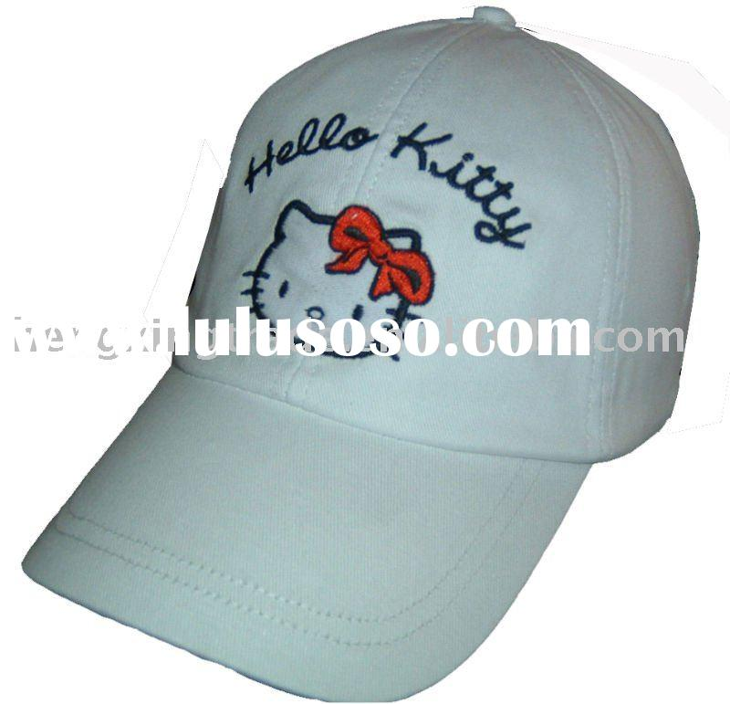hello kitty children cap