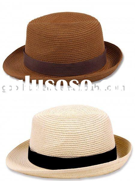 high quality cowboyhat/Fashion hat/straw hat/new item
