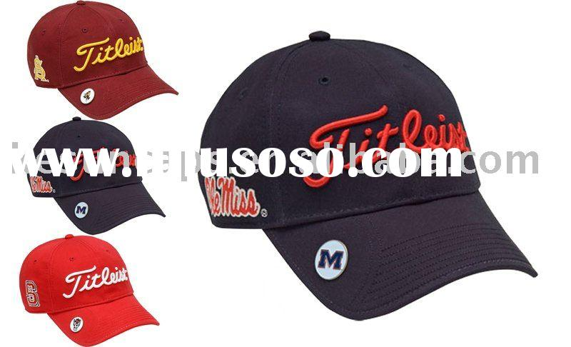 hot sell 3D embroidered baseball cap