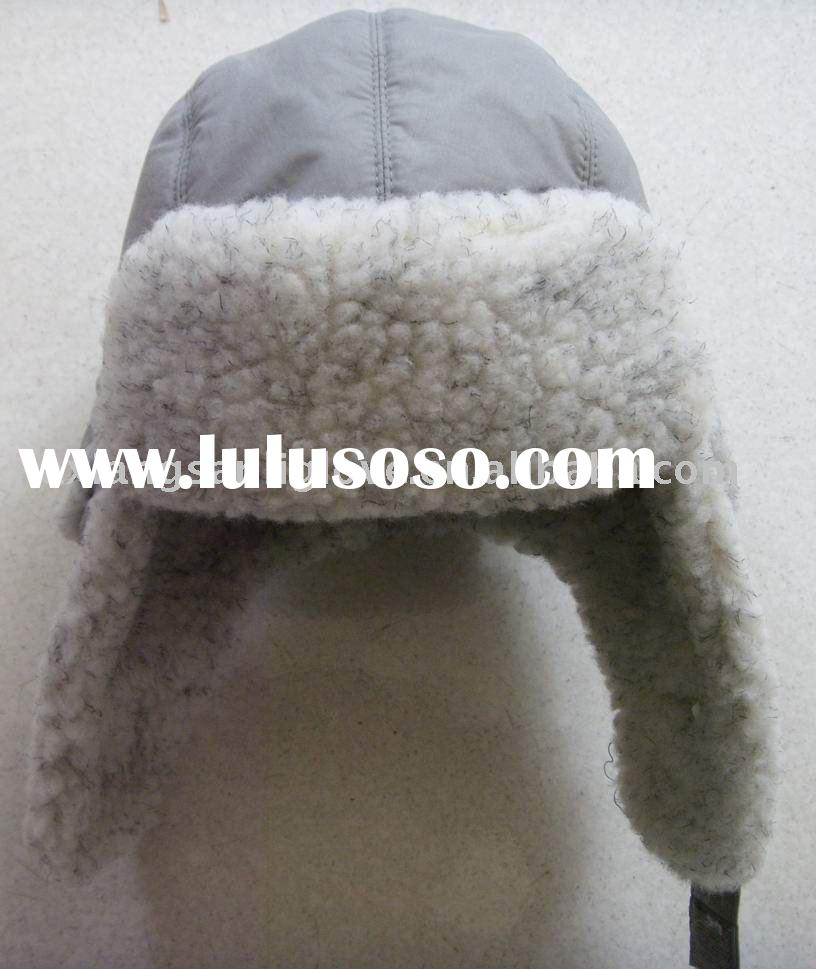 hot sell kids  winter  hats  and  caps with 100%cotton
