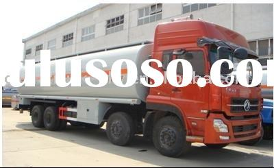 new dongfeng road fuel tanker truck price