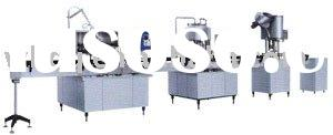 non-soda drink washing/filling/capping production line