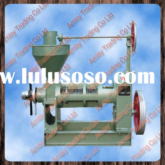 oil mill for Rape seeds/Ground nuts/Beans/Cotton seeds