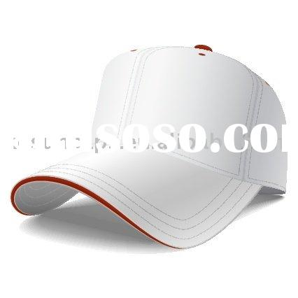 100% heavy brushed cotton blank cap