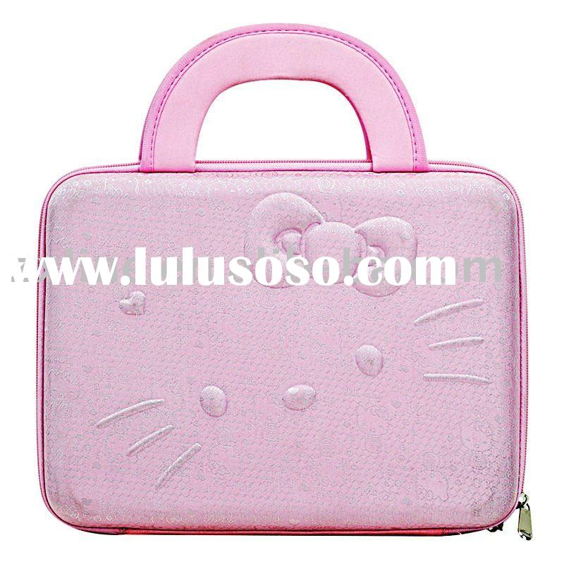"14""  Hello Kitty Laptop Case Computer Bag"