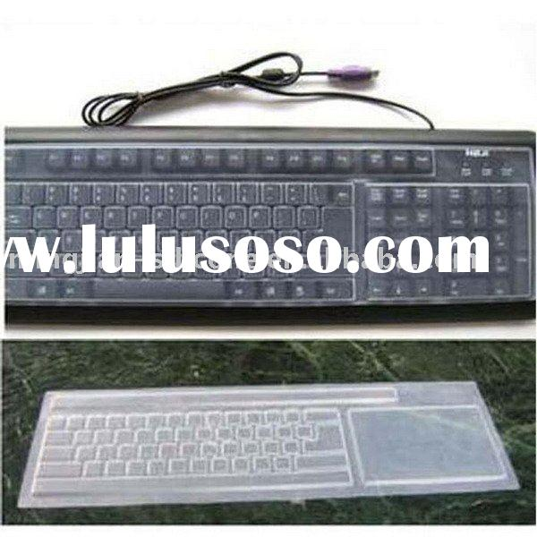 2010 hot sale silicone keyboard protector for gift