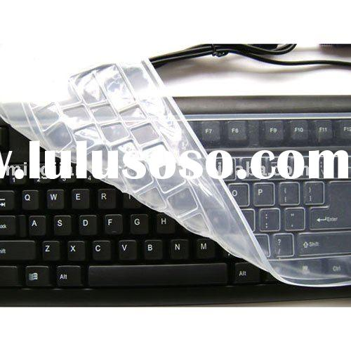 2010 hot sale silicone keyboard skin cover