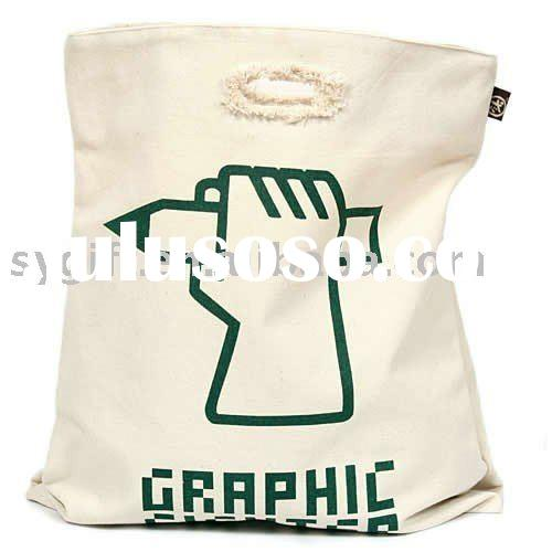 2011 promotional recycle canvas bag cotton