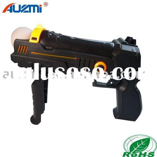 2in1 Shoot Gun for PS3 Move