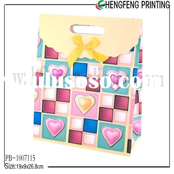 Butterfly Gift Paper Bag