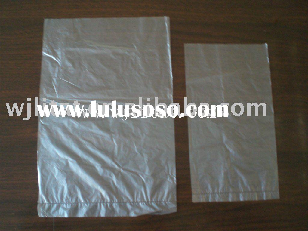 Cling film plastic bags, freezer bags for bread
