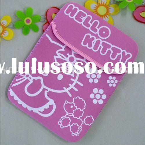 """Colorful Hello Kitty Tablet PC Case Laptop Sleeve 10""""-15"""""""