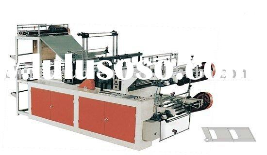 Computer Control Two-layer Rolling Bag-making Machine for Vest&Flat Bags