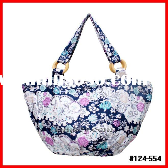Fashion cotton lady's tote bags,Cheap promotional Shoulder/handbags, cheap casual bags.