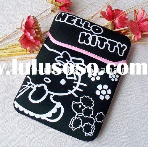 "For Hello Kitty Laptop Sleeve Case Bag for 10""  12"" 14"""