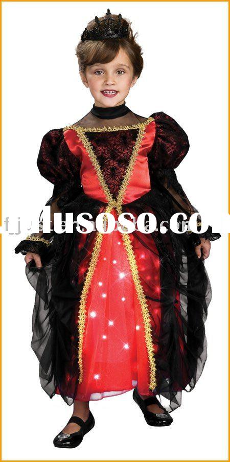 Halloween dress,halloween decoration with light