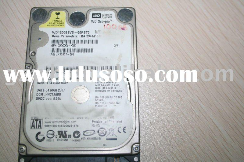 Hard drive for PS3 video games accessories