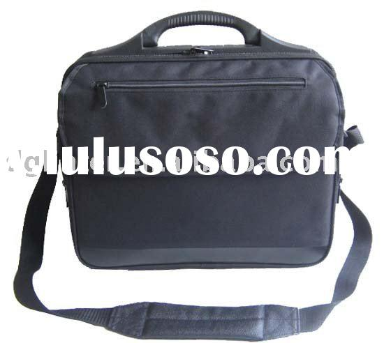 Laptop Briefcase with hard handle