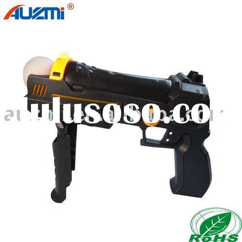 New 2in1 Shoot Gun for PS3 Move