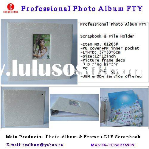 New Style Scrapbooking 12*12