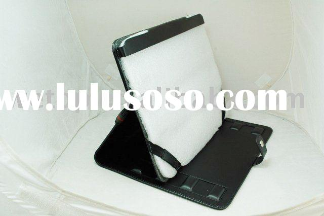 New black leather laptop bag for Ipad