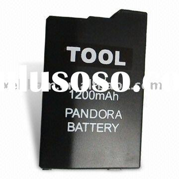 Pandora battery for PSP 2000 battery,game accessory for PSP 2000